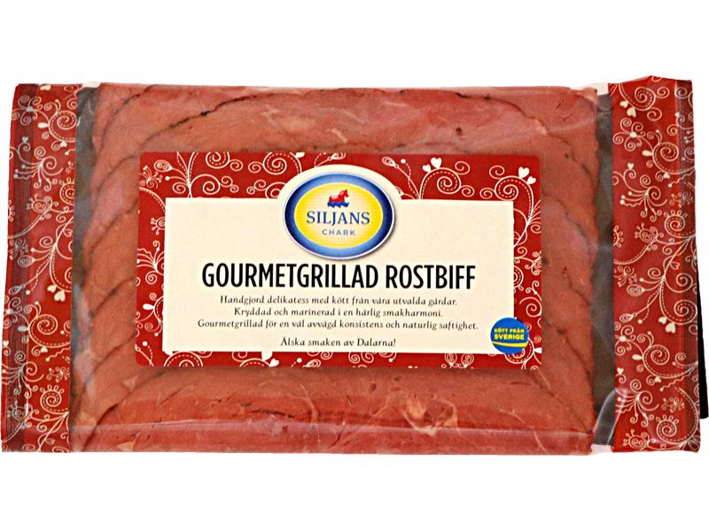 Gourmetgrillad rostbiff