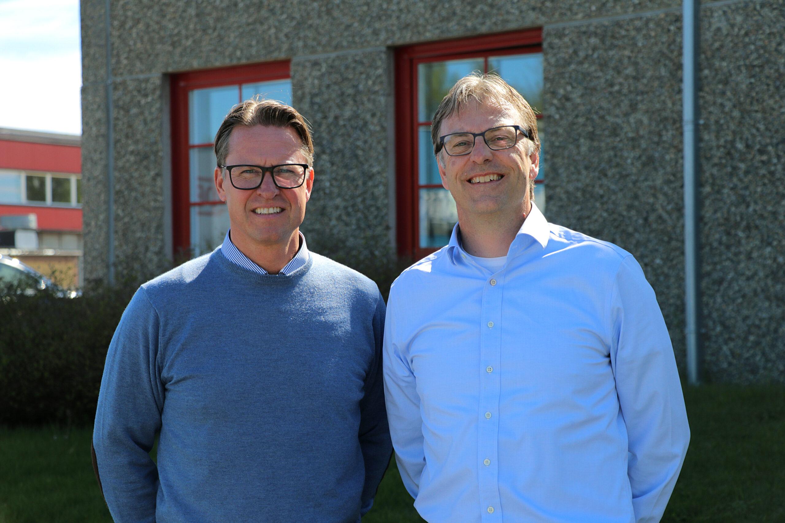 Mats Årjes och Pär Nilsson